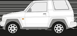 Daihatsu Feroza SUV
