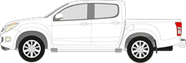 Isuzu D-Max 4WD