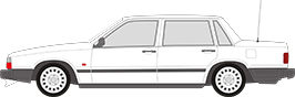 Volvo 740-780