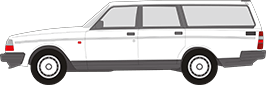 Volvo 240 - 265