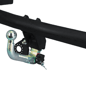 Anhängerkupplung + 13 pol. Elektrosatz Nissan Note ( 03.2006 - 09.2013 )