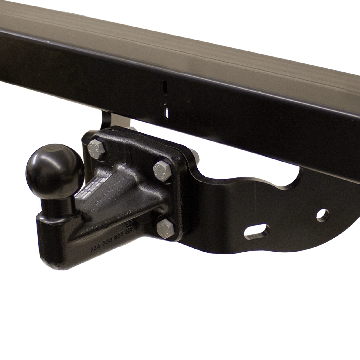 Anhängerkupplung + 13 pol. Elektrosatz Landrover Discovery ( 1989 - 12.1998 )