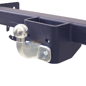 Anhängerkupplung + 13 pol. Elektrosatz Nissan Double Cab ( 2002 - 2005 )