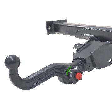 Anhängerkupplung + 13 pol. Elektrosatz Ford Tourneo Custom ( 11.2012 - 05.2016 )