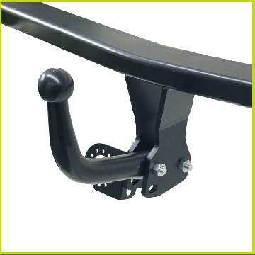 Anhängerkupplung + 7 pol. Elektrosatz Lancia Voyager ( 11.2011 - jetzt )