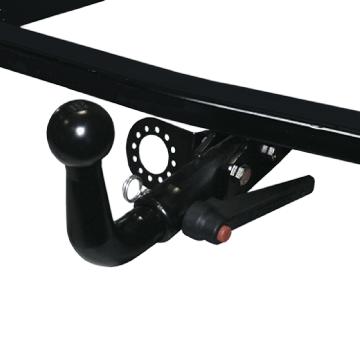 Anhängerkupplung + 13 pol. Elektrosatz Daihatsu Sirion ( 01.2005 - jetzt )