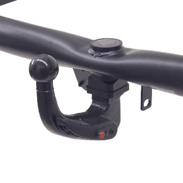 Anhängerkupplung Skoda Roomster Typ 5J (04.2010 - 07.2016)