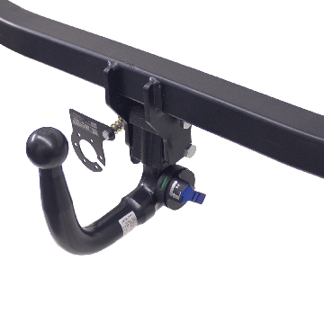 Anhängerkupplung + 13 pol. Elektrosatz Fiat Doblo Cargo WorkUp Pritsche ( 08.2011 - jetzt )