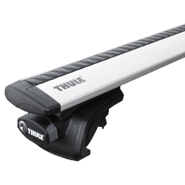 Thule Dachträger WingBar für Mazda 6 Kombi 02.2013 - jetzt Aluminium