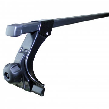 Thule Dachträger SquareBar für Toyota Corolla Stufenheck 07.1997 - 06.2002 Stahl
