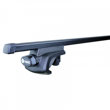 Thule Dachträger SquareBar für Landrover Discovery 01.1999 - 10.2004 Stahl