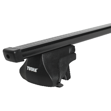 Thule Dachträger SmartRack für Ssang Yong Korando 12.1996 - 05.2006 Stahl