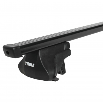 Thule Dachträger SmartRack für Audi A6 Allroad 05.2006 - 02.2012 Stahl