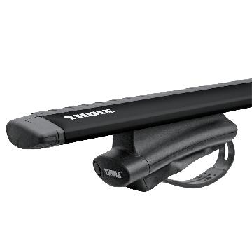 Thule Dachträger WingBar für Skoda Yeti 01.2014 - 08.2017 Aluminium