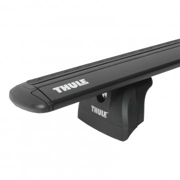 Thule Dachträger WingBar für Audi Q3 10.2011 - 01.2015 Aluminium