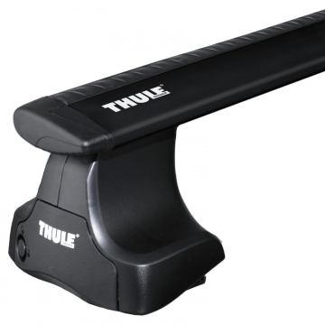 Thule Dachträger WingBar für Chevrolet Matiz 03.2005 - jetzt Aluminium