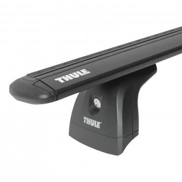 Thule Dachträger WingBar für Fiat Fiorino Kasten 02.2008 - jetzt Aluminium
