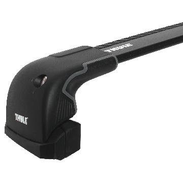 Thule Dachträger WingBar Edge für Seat Ibiza ST (Kombi) 06.2015 - jetzt Aluminium