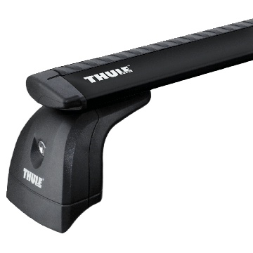Thule Dachträger WingBar für Ford Transit Courier 02.2014 - jetzt Aluminium