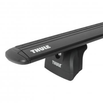 Thule Dachträger WingBar für Toyota Landcruiser 2008 - jetzt Aluminium