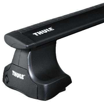 Thule Dachträger WingBar für Ford Mondeo Turnier (Kombi) 01.1993 - 09.2000 Aluminium