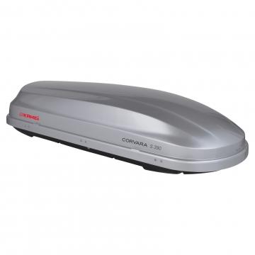 Kamei Dachbox Corvara S 390 grau silber