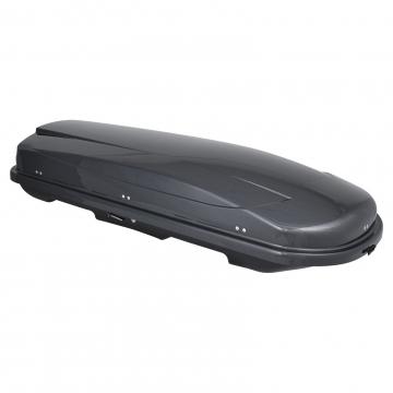 Junior Dachbox Xtreme 2 450 grau glänzend