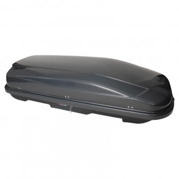 Junior Dachbox Xtreme 600 grau glänzend