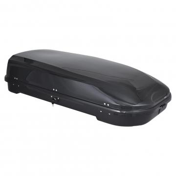 Junior Dachbox FL 580 schwarz glänzend