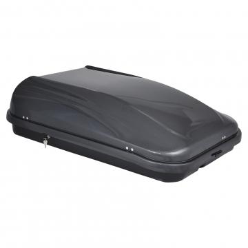 Junior Dachbox PRE 420 grau glänzend