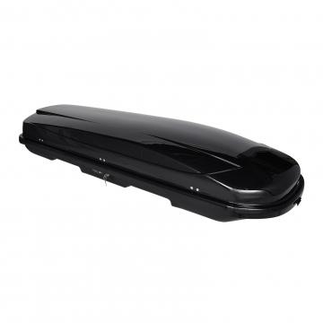 Junior Dachbox Xtreme 500 schwarz glänzend