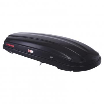 Kamei Dachbox 330 schwarz glänzend