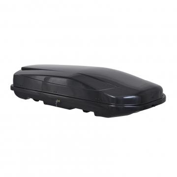 Junior Dachbox Xtreme 600 schwarz glänzend