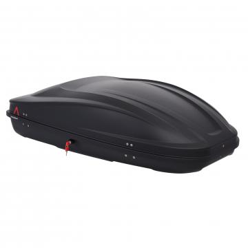 G3 Dachbox Spark 400 schwarz matt
