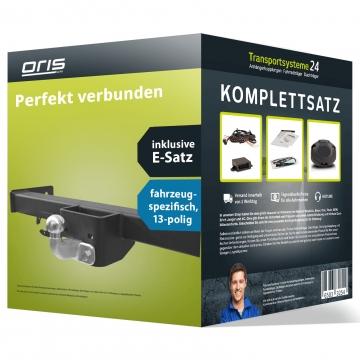 Anhängerkupplung + 13 pol. Elektrosatz Iveco Daily ( 07.2014 - jetzt )