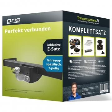 Anhängerkupplung + 7 pol. Elektrosatz Opel Vivaro ( 10.2006 - 05.2014 )