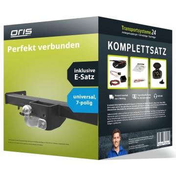 Anhängerkupplung + 7 pol. Elektrosatz Citroen Jumper (07.1999 - 04.2002)