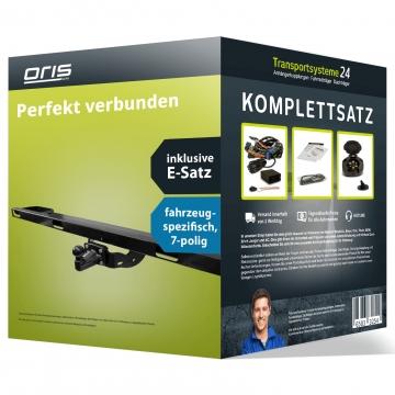 Anhängerkupplung + 7 pol. Elektrosatz Iveco Daily ( 01.2011 - 06.2014 )