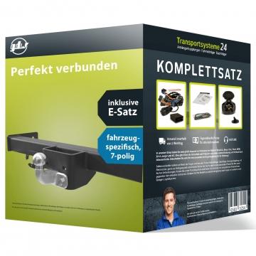 Anhängerkupplung + 7 pol. Elektrosatz VW LT (28-35) ( 1996 - 12.1999 )