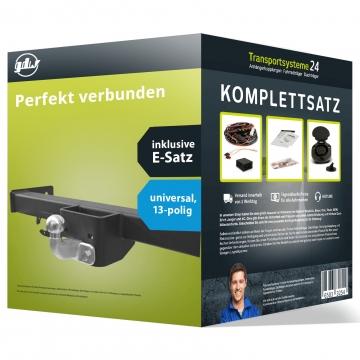 Anhängerkupplung + 13 pol. Elektrosatz VW LT (28-35) ( 01.2000 - 04.2006 )