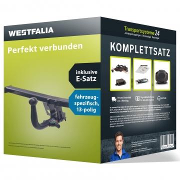 Anhängerkupplung + 13 pol. Elektrosatz Kia Picanto ( 05.2011 - 04.2015 )
