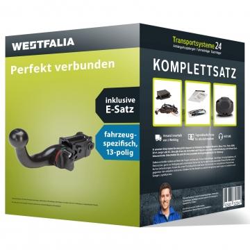 Anhängerkupplung + 13 pol. Elektrosatz Hyundai H1/H300 ( 02.2008 - jetzt )