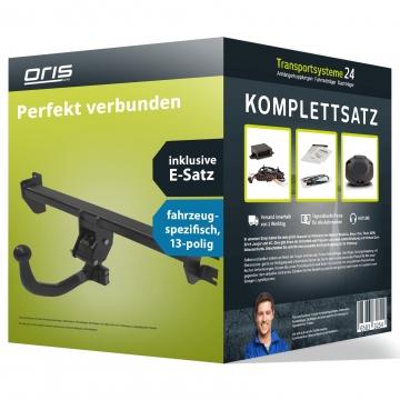 Anhängerkupplung + 13 pol. Elektrosatz VW Touareg ( 05.2010 - 09.2014 )