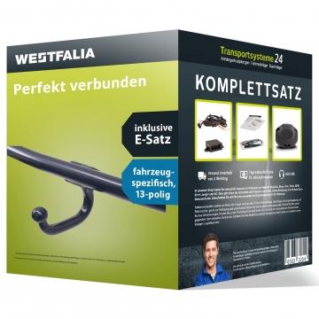 Anhängerkupplung + 13 pol. Elektrosatz VW Touareg ( 10.2014 - 04.2017 )