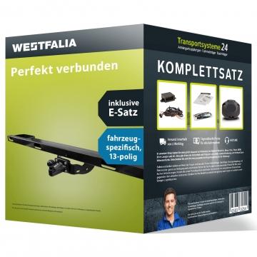 Anhängerkupplung + 13 pol. Elektrosatz Citroen Jumper ( 06.2006 - 01.2011 )