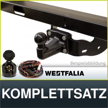Anhängerkupplung + 7 pol. Elektrosatz Fiat Ducato (02.2011 - jetzt)