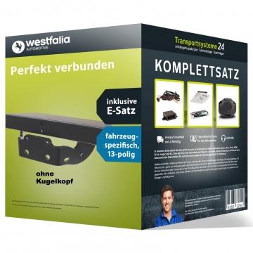 Anhängerkupplung + 13 pol. Elektrosatz VW Crafter ( 04.2006 - 12.2016 )