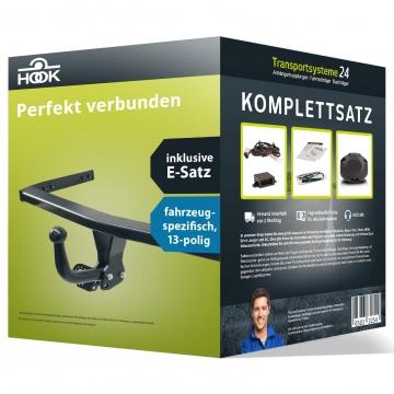 Anhängerkupplung + 13 pol. Elektrosatz Kia Optima ( 03.2012 - 12.2015 )