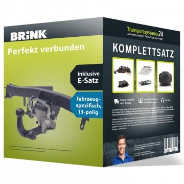 Anhängerkupplung + 13 pol. Elektrosatz BMW X3 ( 03.2014 - jetzt )