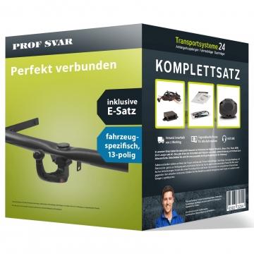 Anhängerkupplung + 13 pol. Elektrosatz Skoda Roomster ( 05.2006 - 03.2010 )